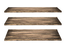Free 3 Wood Shelves Table Stock Image - 91366481