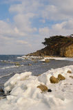 3 wschodni daleko krajobrazowy morze Obrazy Royalty Free