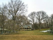 3 zimy nowego jorku Fotografia Stock