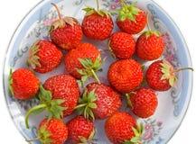 30浆果草莓 免版税库存图片