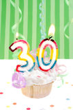 30-ый день рождения Стоковые Изображения