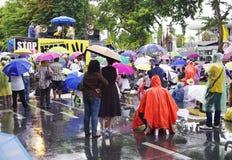 30 2012年曼谷可以 免版税库存图片