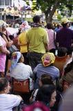 30 2012年曼谷可以 图库摄影