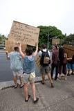 30 anty apec Honolulu zajmuje protest Zdjęcia Stock