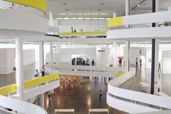 30 de Kunst Biennal van Sao Paulo Stock Foto