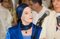 30 octobre 2010 Alicia Alonso Photographie stock libre de droits