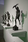 30 Sao-Paulo KunstBiennial - Ian Hamilton Finlay Stockfotos