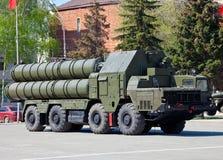 300防空复杂俄语s 库存照片