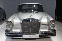 300 samochodów Mercedes stary se Obrazy Stock