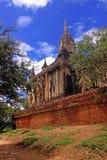 3000 bagan tempel ett Royaltyfri Foto