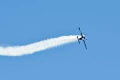 300d飞机s显示staudacher窍门 免版税库存图片