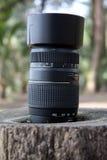 300mm Objektiv stockfotos