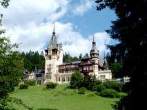 皇家的房子 免版税图库摄影