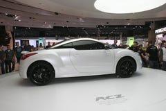 308 rcz Peugeot Zdjęcie Stock