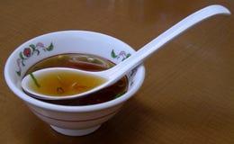 碗汉语 免版税库存照片