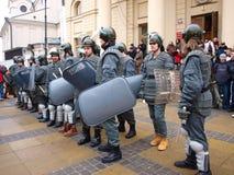 30o aniversário da lei marcial, Lublin, Poland Imagem de Stock Royalty Free