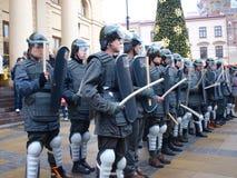 30o aniversário da lei marcial, Lublin, Poland Fotografia de Stock