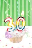 30ste verjaardag Stock Afbeeldingen
