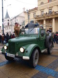 30th anniversary of Martial Law, Lublin, Poland Stock Images