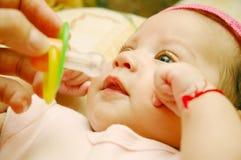 31 младенец maria Стоковое Изображение RF