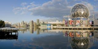 31 2009年BC 1月温哥华 库存图片