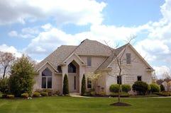 31 dom Obrazy Royalty Free