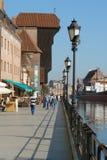 31 gdansk Royaltyfri Fotografi