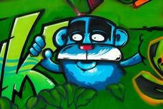 31 malowidło ścienne Fotografia Royalty Free