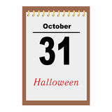 31 oktober Arkivbilder