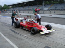 312t Ferrari Zdjęcie Stock