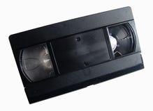 空白带录影 免版税库存照片