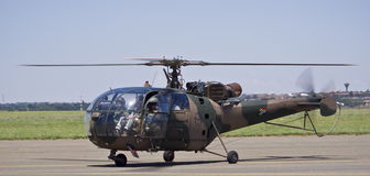 316b 628 alouette lotnictwa iii saaf se sud Fotografia Royalty Free