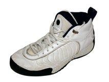 篮球鞋 图库摄影