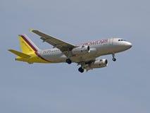 319 Airbus Fotografia Stock