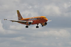 319 Airbus skybus Zdjęcie Royalty Free