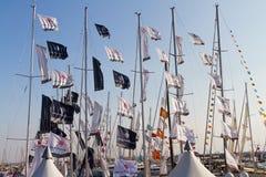 31ro Demostración internacional del barco de Estambul Foto de archivo libre de regalías