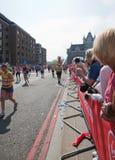 31ro Maratón de Londres Imagenes de archivo