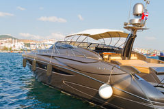 31st International Istanbul Boat Show Stock Images