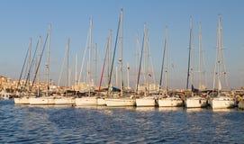 31st LandskampIstanbul båtmässa Arkivbild
