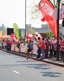 31st London Marathon Royalty Free Stock Photography