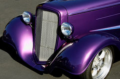 32热紫色 免版税图库摄影