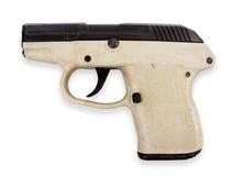 32 beugel automatisch pistool Royalty-vrije Stock Afbeeldingen