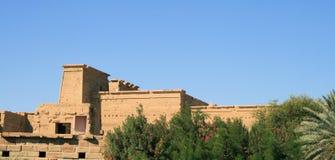 32 philae寺庙 免版税库存图片