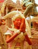 32 stearinljus festival royaltyfri foto