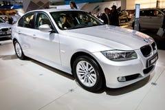 320 bmw samochodu grey zdjęcie royalty free