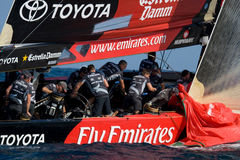 322nd America's Cup Stock Images