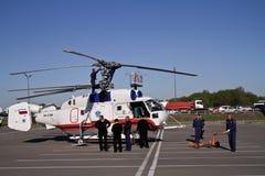 32a直升机钾 图库摄影
