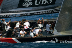 32nd America's Cup Royalty Free Stock Photography
