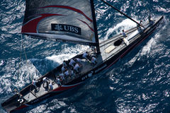 32nd America's Cup Stock Images
