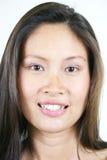 33个亚洲有吸引力的女孩年轻人 库存照片